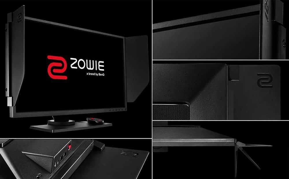 Cual es el monitor de Lolito Fdez - Benq Zowie XL2540